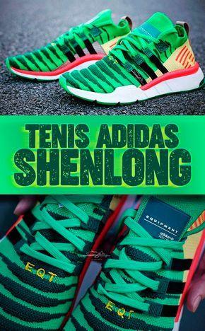 Dios Nuevos En El Inspirados Tenis Lanza Shenlong; ¡tomen Adidas 0OPknw
