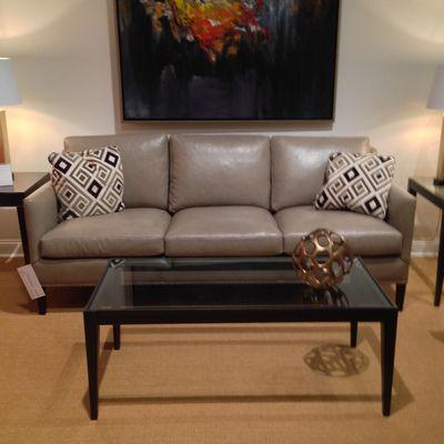The Smithfield Sofa From Hancock U0026 Moore Is A Sleek Stylish Contemporary  Sofa With A Thin Track Arm. Wheaton Toms Price. | Lovinu0027 Leather |  Pinterest | Tom ...
