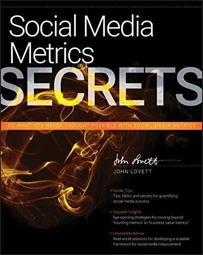 Social Media Metrics Secrets - Default