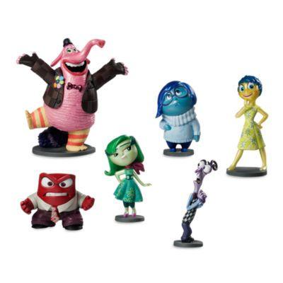Disney Tsum Tsum Inside Out 12 Pc Blind Bag Set Joy Fear Disgust Anger Bing Bong