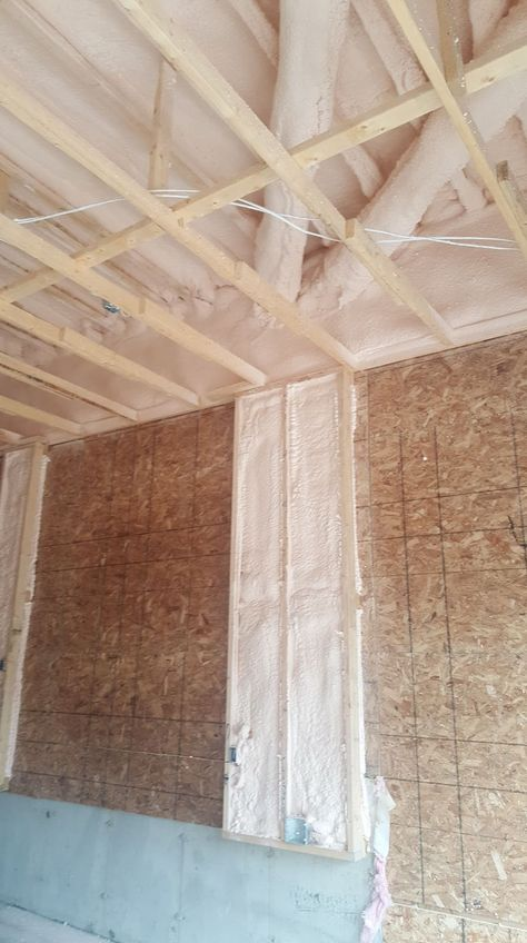Cold Room Above The Garage What To Consider When Insulating Your Garage Spfm Spray Foam Insulation Contractor Foam Insulation Spray Foam Insulation Cold Room