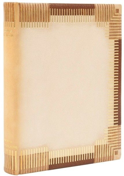HÉMON (Louis)  Maria Chapdelaine. Paris: Éditions Mornay, 1933. —  BINDING: Marcelle Bobet