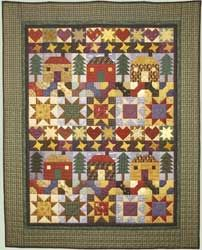 17 Best images about häuser on Pinterest | Wool, Quilt and The ... : big horn quilts - Adamdwight.com