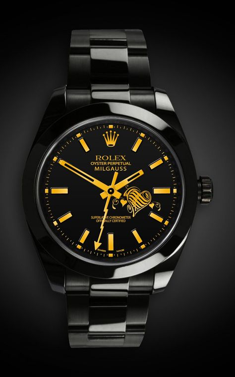 Buy Rolex Milgauss watches at discounted rates from UK's preimier Outlet of Authentic Rolex. Get all types of new, second hand, used Rolex Milgauss for sale at affordable prices.