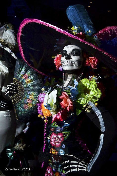 Dia de los muertos Mexico