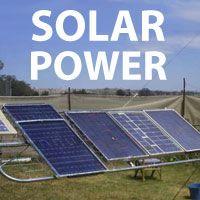 Solar Power (Article)