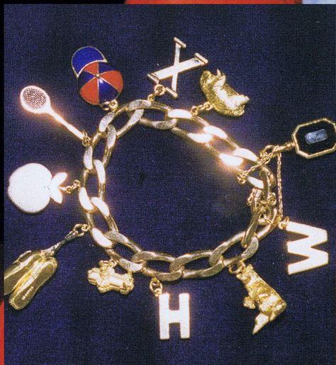 Image result for princess diana bracelet present charles
