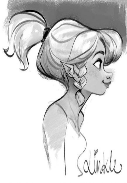 19 trendy Ideas drawing girl nose character design #drawing