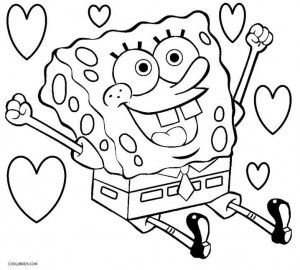 Spongebob Coloring Pages Mom Coloring Pages Coloring Pages