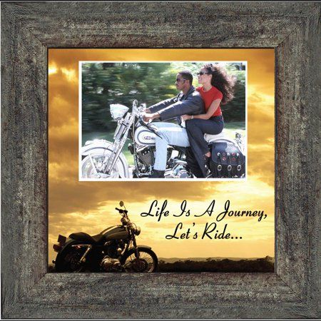 Harley Davidson Classic Motorcycle Life Is A Journey Let S Ride Sunset Harley Lover Picture Frame 10x10 9764 Walmart Com In 2020 Harley Davidson Lovers Pics Classic Motorcycles