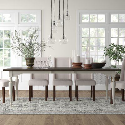 Birch Lane Heritage Onida Extendable Dining Table In 2020