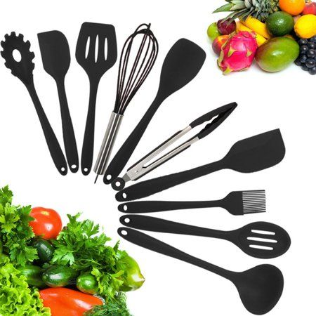Mercer Culinary M35149 Professional Chef Plating Kit 8 Piece Stainless Steel,