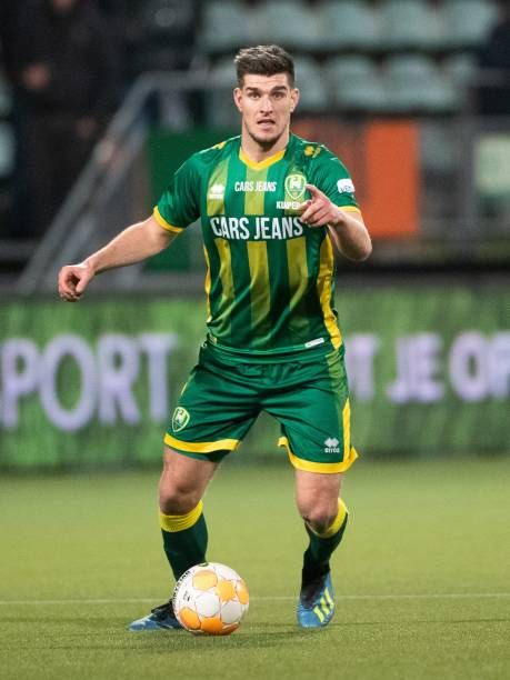 Nick Kuipers Of Ado Den Haag Of Holland In 2018 Em 2020