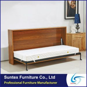 Wall Folding Bed Frame Bedframes With Images Bed Wall Wall