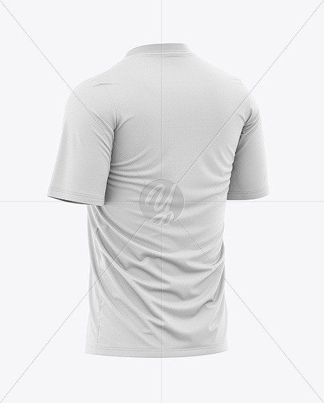 Download Mens Zip Neck Polo Shirts Mockup Back View A High Quality Packaging Stand Up Psd Pouch Mockup Scene To Showcase An Clothing Mockup Shirt Mockup Tshirt Mockup