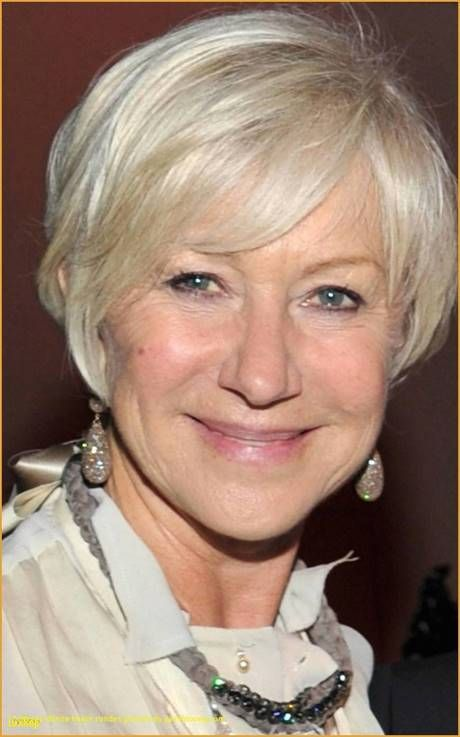 Short Hairstyles For Fine Thin Grey Hair Hairstyleblog Hairstyleawesome Coiffure Beautiful Inspiration