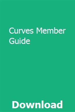Curves Member Guide Teacher Guides Owners Manuals Chilton Repair Manual