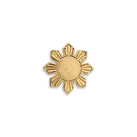 Filipino Star Filipino Flag Filipino Sun And Stars
