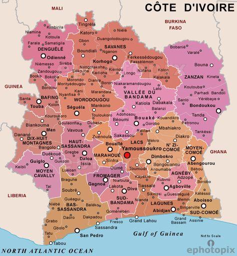 Cote D Ivoire Ivoire