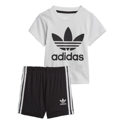 superior quality latest fashion low price sale Ensemble Shorts And Tee - Taille : 2 ans | Chemise adidas ...