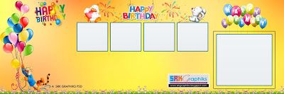 Birthday Background Images Psd Free Download