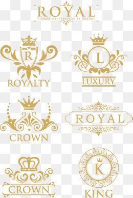 Royal Crown Royal Png And Vector Royal Logo Luxury Logo Crown Royal