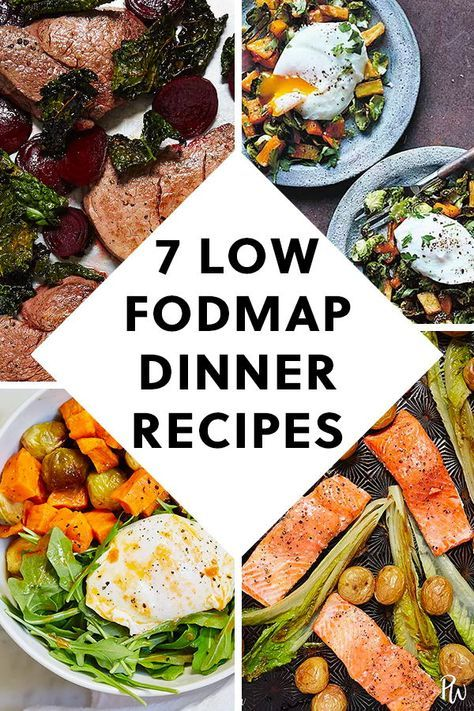 7 Low-FODMAP Dinner Recipes to Try for IBS | Healthy Eating