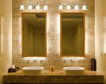 Ideas For Bathroom Lighting Fixtures