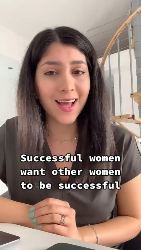 Successful women want other women to be successful! 💕💪🏼🌸