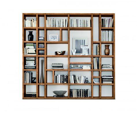 24 best Design Möbel in Holzoptik images on Pinterest Living - bucherregal systeme presotto highlight wohnraum