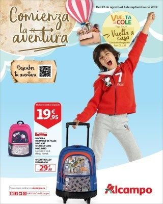 Pin De Catalogo Tienda En Catalogos Aventura Septiembre Y Folletos