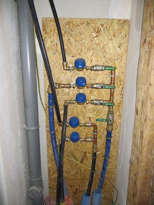 Mon chantier de rénovation BBC Plomberie rez-de-chaussée