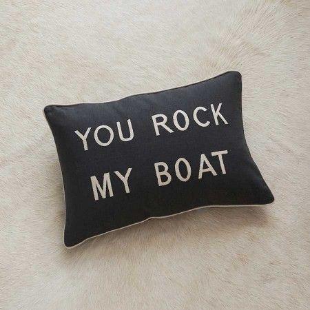 £55 You Rock My Boat Cushion