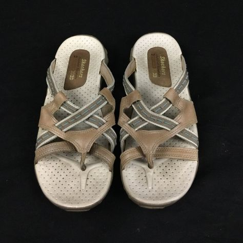 skechers sandals size 6