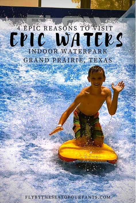 4 Epic Reasons to Visit Epic Waters Indoor Waterpark Grand ...