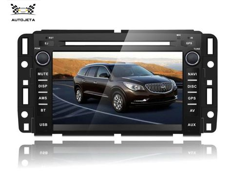 4ui Intereface Combined In One System Car Dvd Gps Player For Buick