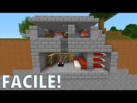 Tuto Grande Maison Moderne Facile A Faire Minecraft Youtube