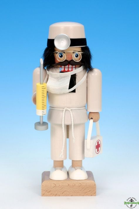 Christian Ulbricht Nutcracker - Doctor