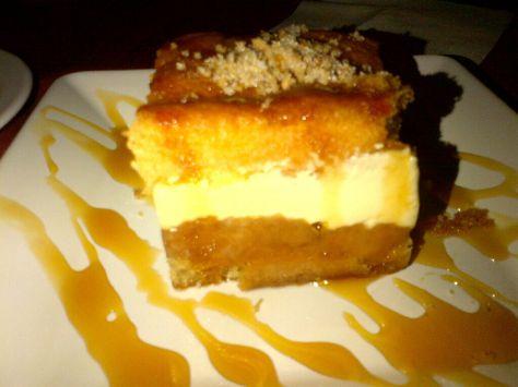 Torta de banana, do Banzeiro