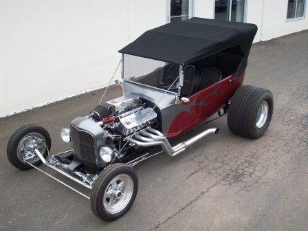 The Wintec Roadster T-Bucket Kit,