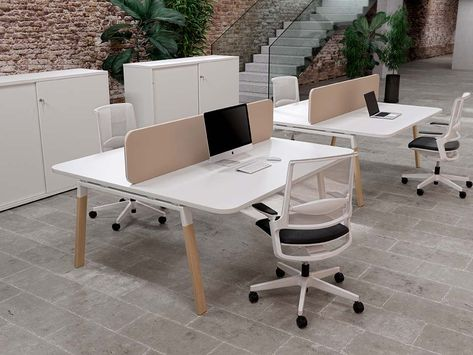 Alea Mobili Ufficio.Atreo Wood By Alea Is Suitable For Modern And Informal