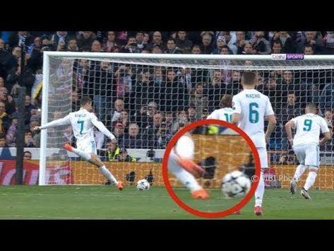 Tendangan Penalti Hantu Ronaldo Belum Ditendang Bola Sudah Bergerak Ronaldo Gerak Berita