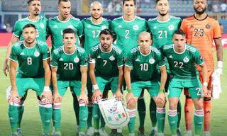 المنتخب الجزائري المحارب المحاربون عازمون على التعويض Sports Soccer Handball