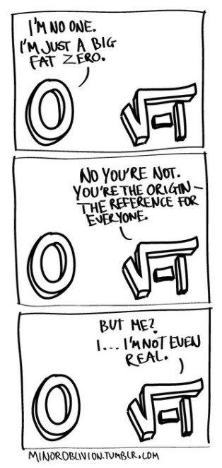 0 And I Math Humor Math Jokes Math Puns