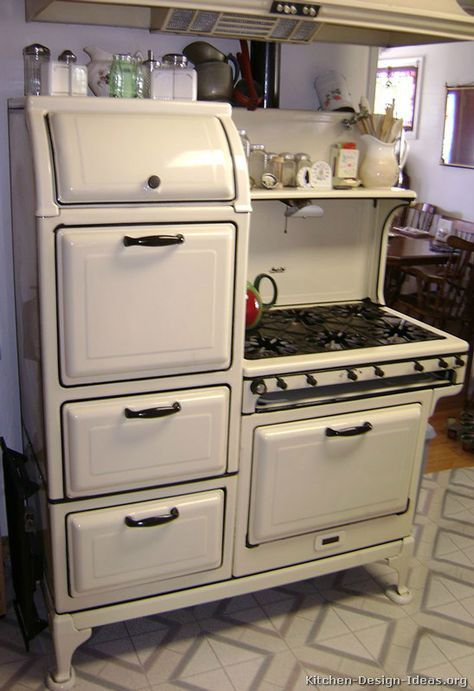 vintage stoves | : Love #vintage appliances? Look at this ...