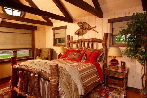 Guest Bedroom design idea as seen on www.interiordesignpro.org