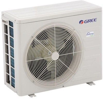 Gree High Efficiency 12000 Btu 1 Ton Ductless Mini Split Air Conditioner With Ductless Mini Split Air Conditioner Home Improvement