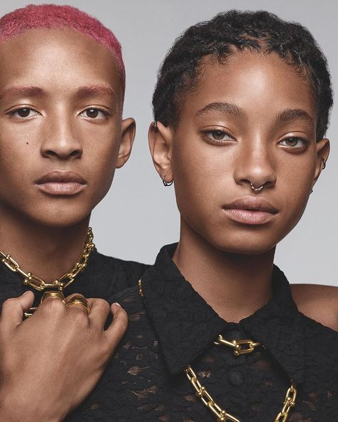 "Jaden Smith on Instagram: ""@mastermind.magazine @willowsmith The Eyes Of The Next Generation Are Bright 