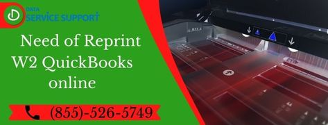 How to Work on Reprint w2 QuickBooks online