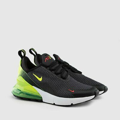 Sponsored)eBay NIKE AIR MAX 270 RF GS ANTHRACITE VOLT